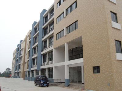 江西工业贸易职业技术学院校园风景 20144