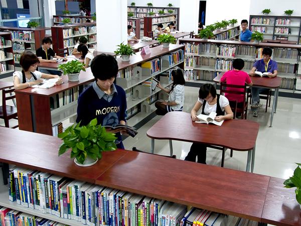 南宁职业技术学院校园风景(8488)