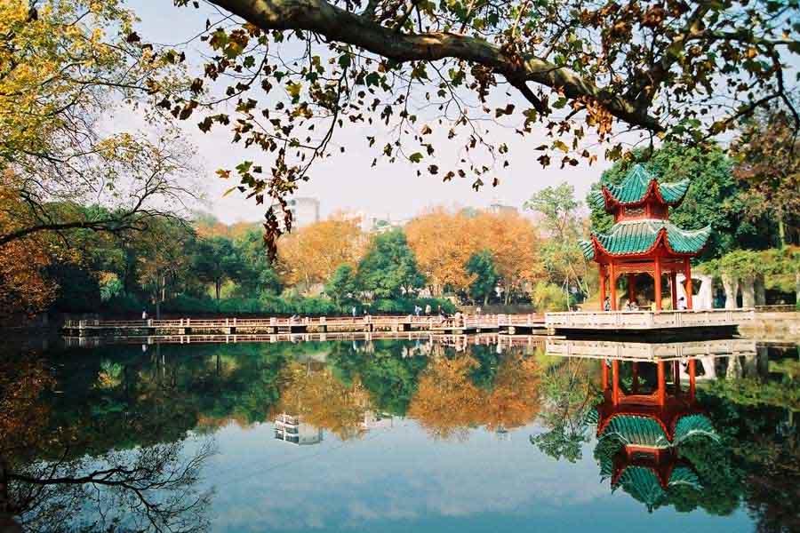 中南大学校园风景(15678)
