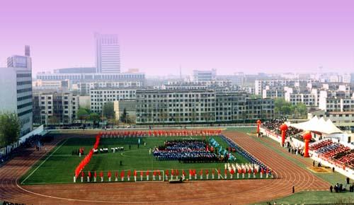 唐山职业技术学院校园风景 12980