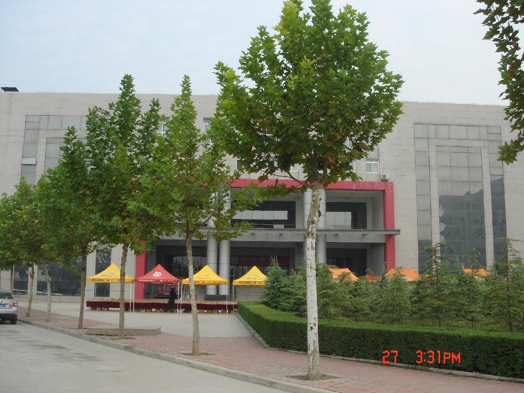 西安交通大学城市学院校园风景(21867)