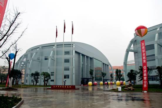 湖南体育职业学院校园风景 16351