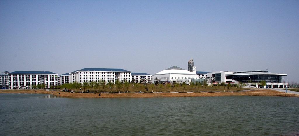 华北水利水电大学校园风景(13174)