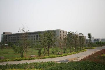 河南财政税务高等专科学校校园风景(13454)