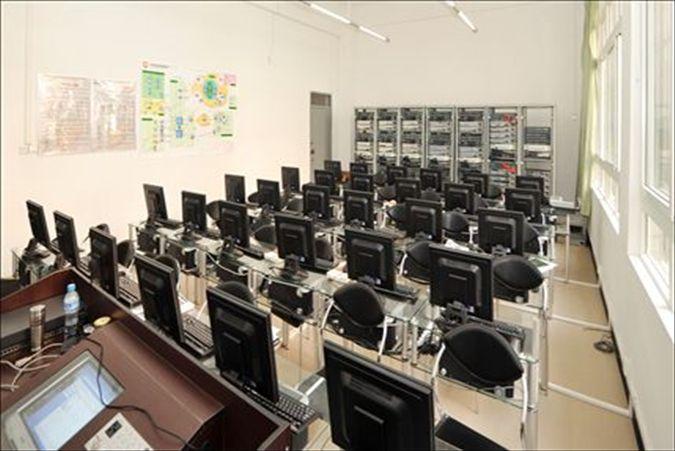 广州城建职业学院校园风景(26272)