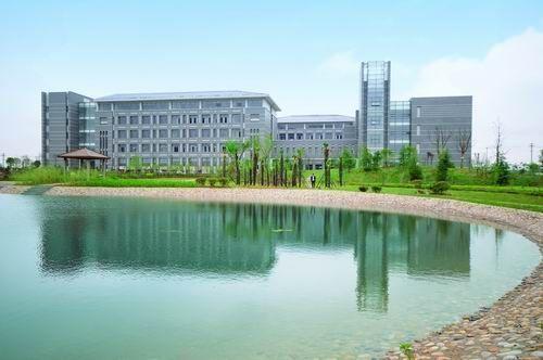 安徽涉外经济职业学院校园风景(17089)