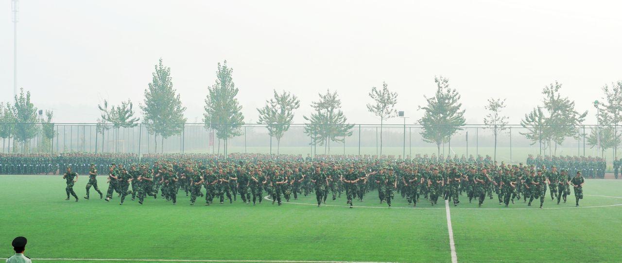 天津财经大学珠江学院校园风景(10676)
