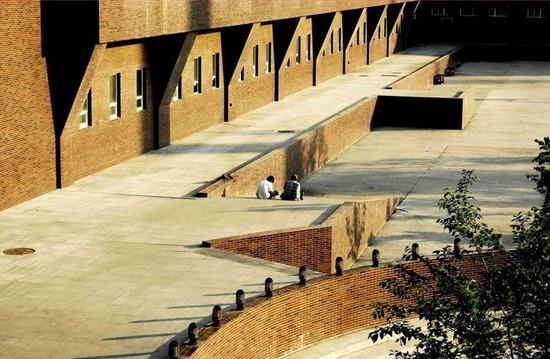 吉林艺术学院校园风景(1296)