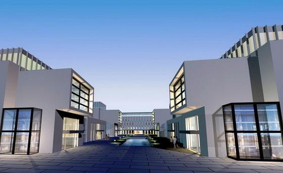 大连民族学院校园风景 1120