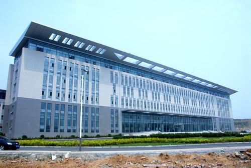大连民族学院校园风景 1118