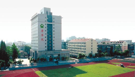浙江外国语学院校园风景(3710)