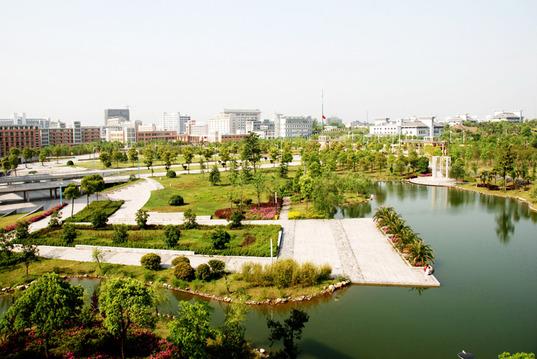 衢州学院校园风景(3467)