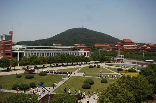 安徽新华学院校园风景(4061)