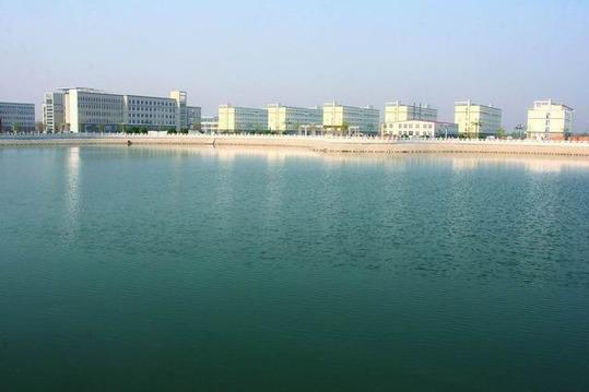 沧州师范学院校园风景 586图片