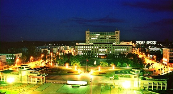 上饶师范学院校园风景(4860)